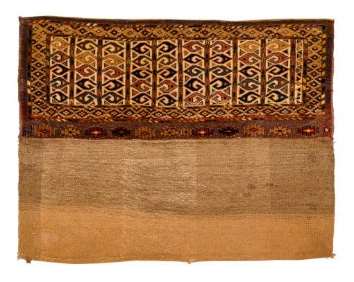 Yomud Antik 101x39 Cm Teppich Orientteppiche Maessen