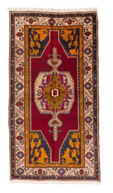 Schurwolle Kars Kazak Teppich Lagerverkauf