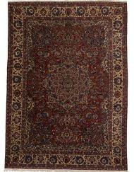 Schurwolle Teppich Isfahan