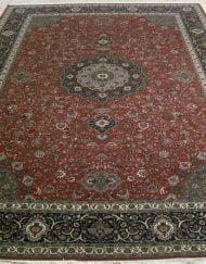 Persischer Tabriz Teppich Übermaße